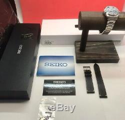 Seiko U. S. Limited Edition Alpiniste Spb089 1959 Pièces 40mm Dial Automatique Bleu
