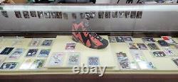 Shawn Kemp Reebok Autographied Shoe 1/1 Jsa Certified Seattle Supersonics Rare