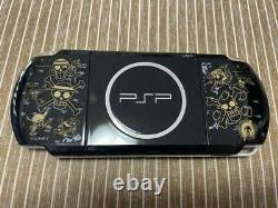Sony Console Psp One Piece Romance Dawn Mugiwara Edition Limitée Utilisé