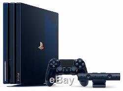 Sony Playstation 4 Pro 500m Édition Limitée (2 To) (50k Pièces Numérotées)