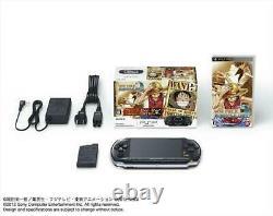 Sony Psp Playstation One Piece Romance Dawn Mugiwara Limited Edition Console Nouveau