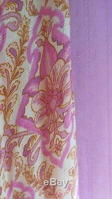 Sort Gypsy Boho Diamond Eyes Kimono Os