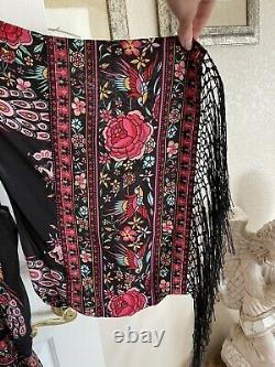 Spell & The Gypsy Hotel Paradiso Rare Kimono Limited Edition Nouveau