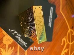 St. Dupont Lighter Trinidad / Édition Limitée 300 Pièces / Extrêmement Rare