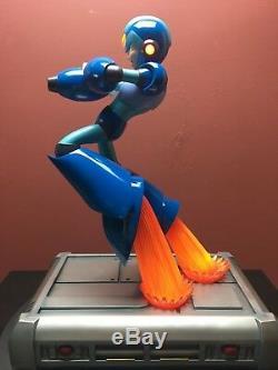 Statue Capcom Mega Man X Édition Limitée 1000 Pièces De Collection F4f Tout Neuf