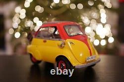 Steiff Bmw Isetta Set 2006 Limited Edition 1 / 1500 Pieces Certificat