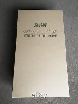 Steiff Paul (421426) Margarete Steiff Edition Limitée 140 Pièces Tres Rare