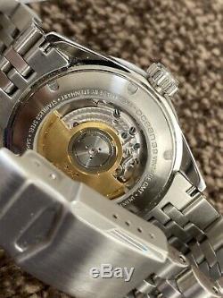 Steinhart 39mm Vintage Gmt Dual Time Limited Edition 30 Exemplaires Dans Le Monde