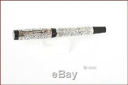 Stylo Plume Michael Fultz Pour Parker Limited Edition Silver / 500 Pièces