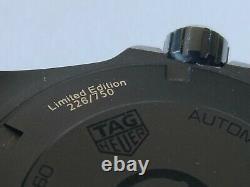 Tag Heuer Aquaracer Carbon Calibre 5 Edition Limitée À 750 Pièces