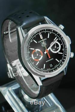 Tag Heuer Carrera Ennstal Classique Limited Edition Seulement 50 Pieces Cv2118 Rare