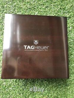 Tag Heuer Monaco Caw2119 Carbon Limited Edition (250 Exemplaires Dans Le Monde)