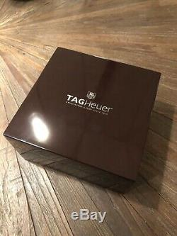 Tag Heuer Monaco Sincère Limited Edition Cw2115 Rare (50 Pièces Seulement)