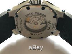Tb Buti Solo Tempo Édition Limitée 1000 Piece 1 P No Auction Reserve