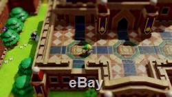 The Legend Of Zelda Awakening Lien Limited Edition Nintendo Commutateur Dernier Morceau