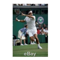 Uniqlo Roger Federer 2018 Wimbledon Tennis 5 Pièces Édition Limitée Set Taille L