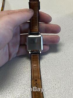 Vintage Girard Perregaux Mens Watch! Piece Rare Voir! Fonctionnement