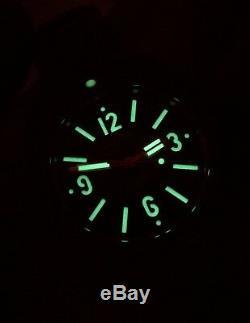 Vostok Amphibia 1967 Montre De Plongée En Bronze Rare 200m Edition Limitée 200 Pièces