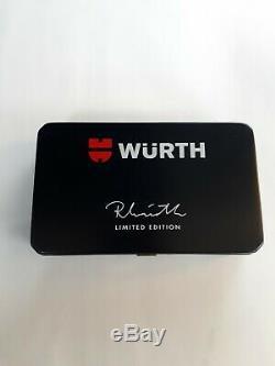 Wurth 31 Pièce Clé À Cliquet Mini-assortiment Mis Limited Edition