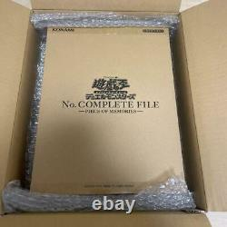 Yu-gi-oh Duel Monsters Complete File S No Piece Of Memories Limited Japonais