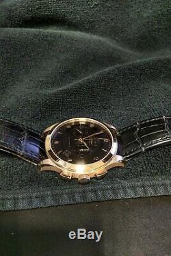 Zenith Edition Limitée De 250 Pièces De Chronomètre 18k Massif Grande Classe