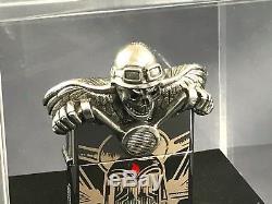 Zippo Death Ghost Rider Édition Limitée Plus Légère 2500 Pièces Dans Le Monde Entier